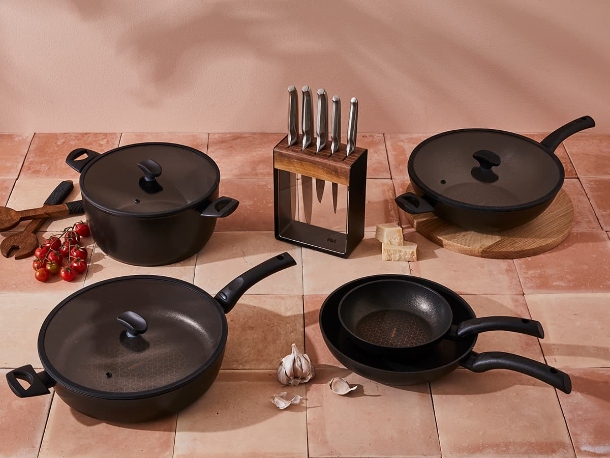 Ecology, Cookware