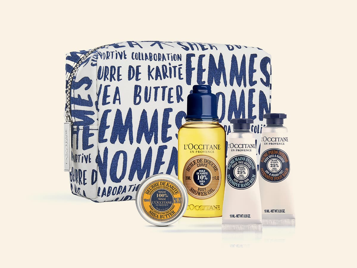 Loccitane Gift With Purchase