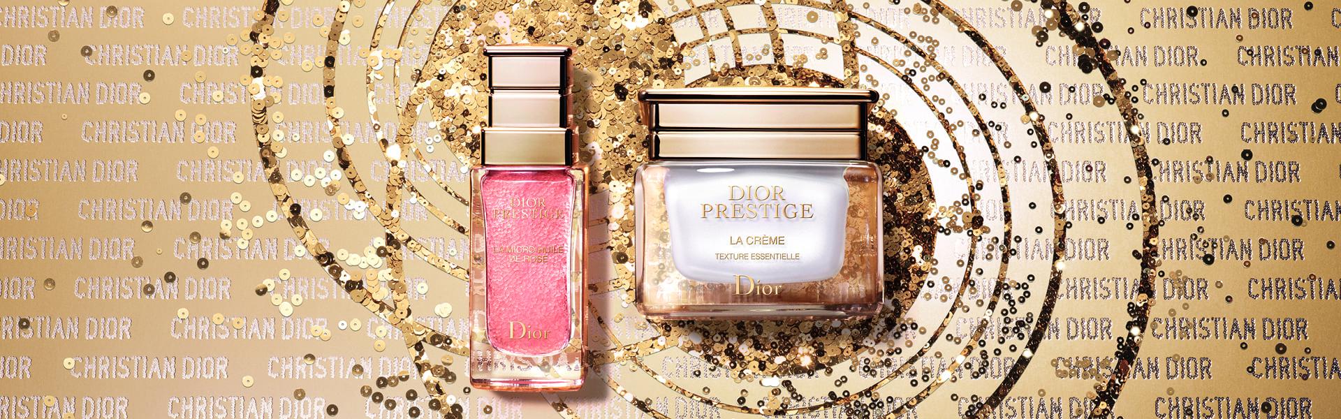 Dior Beauty, Skincare, Age Delay Skincare Regime, Dior Prestige, Cleansers, Toners, Hydration, Protection, Premium Skincare