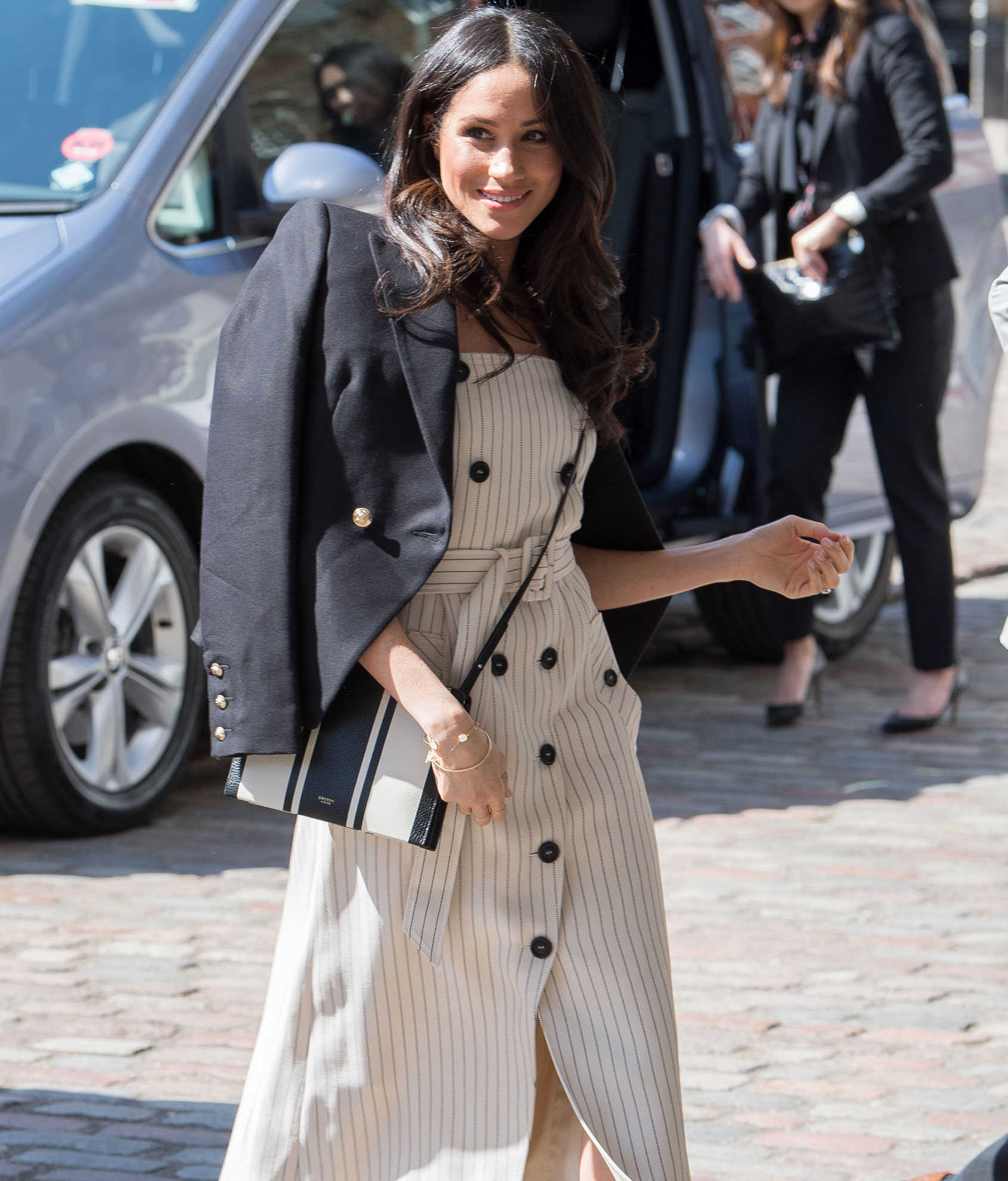 Meghan Markle wearing Australian fashion brands