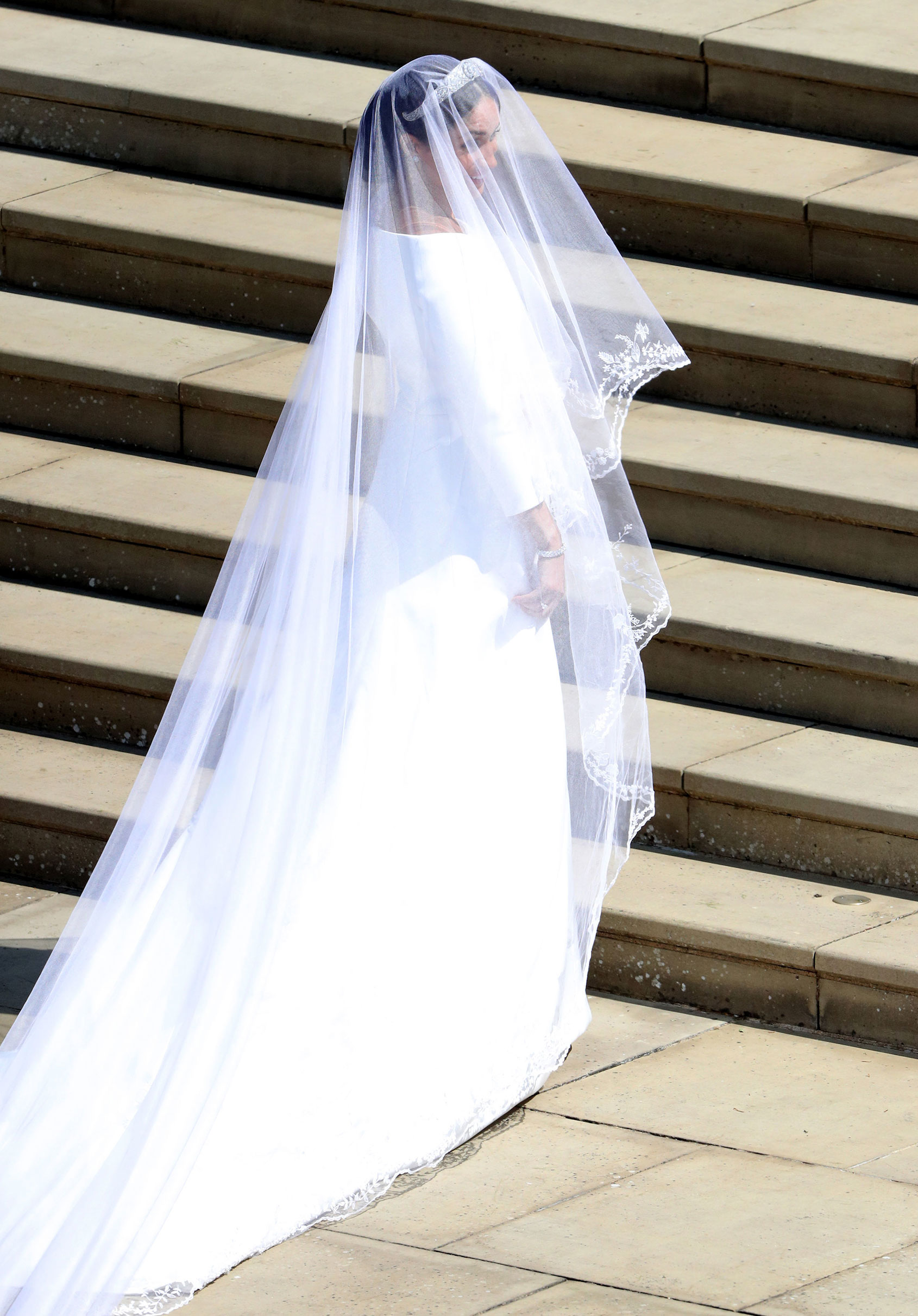 Royal Wedding Meghan Markle's wedding dress