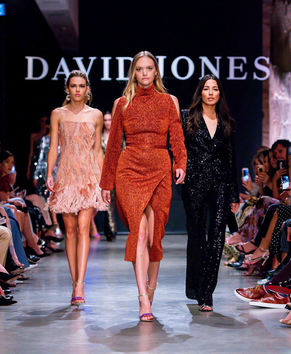 60e16ce39fd David Jones New Season AW19 Collection Launch | JONES