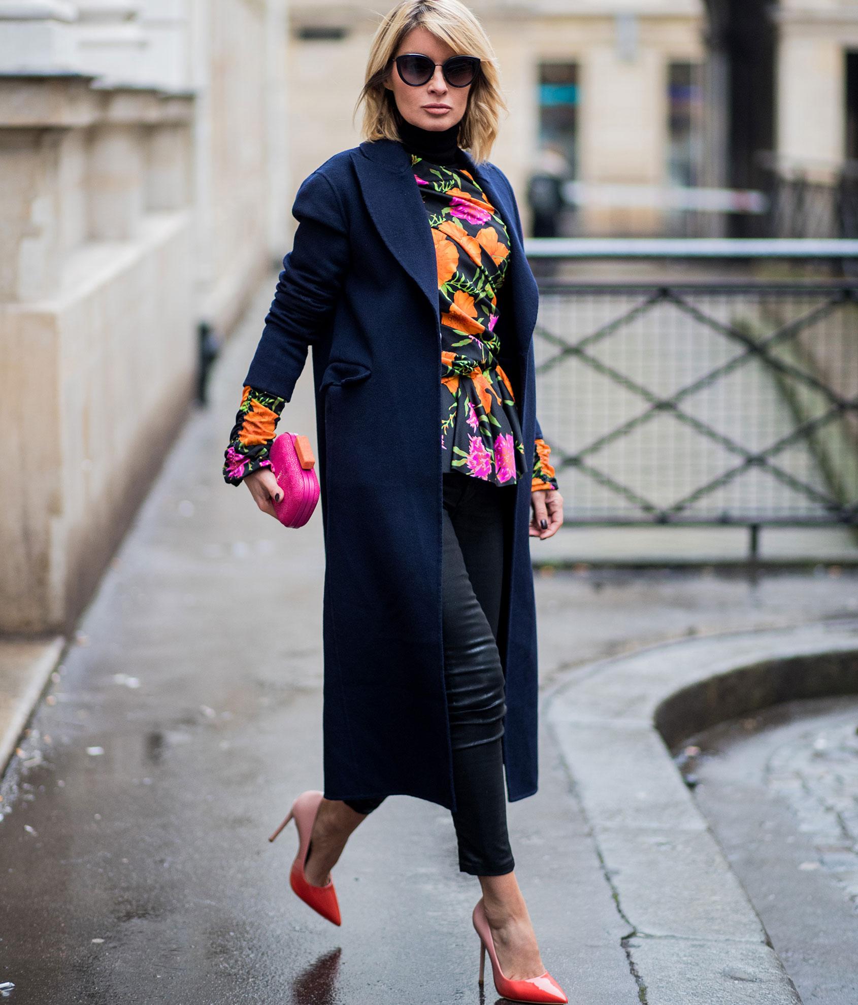 Street Style Inspiration: Trending Denim Brand Looks | JONES