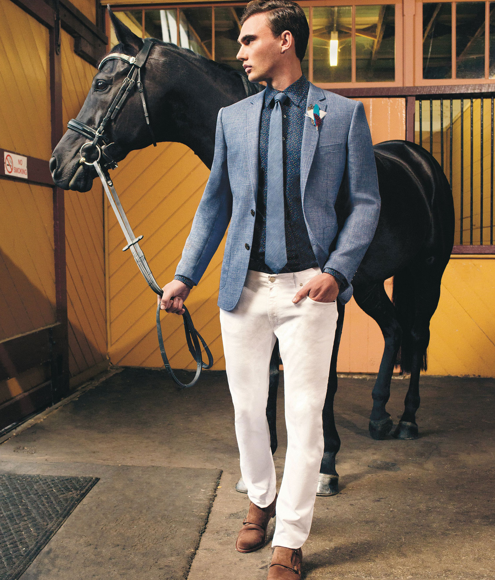 Stylist's Spring Racing Fashion Guide for Men