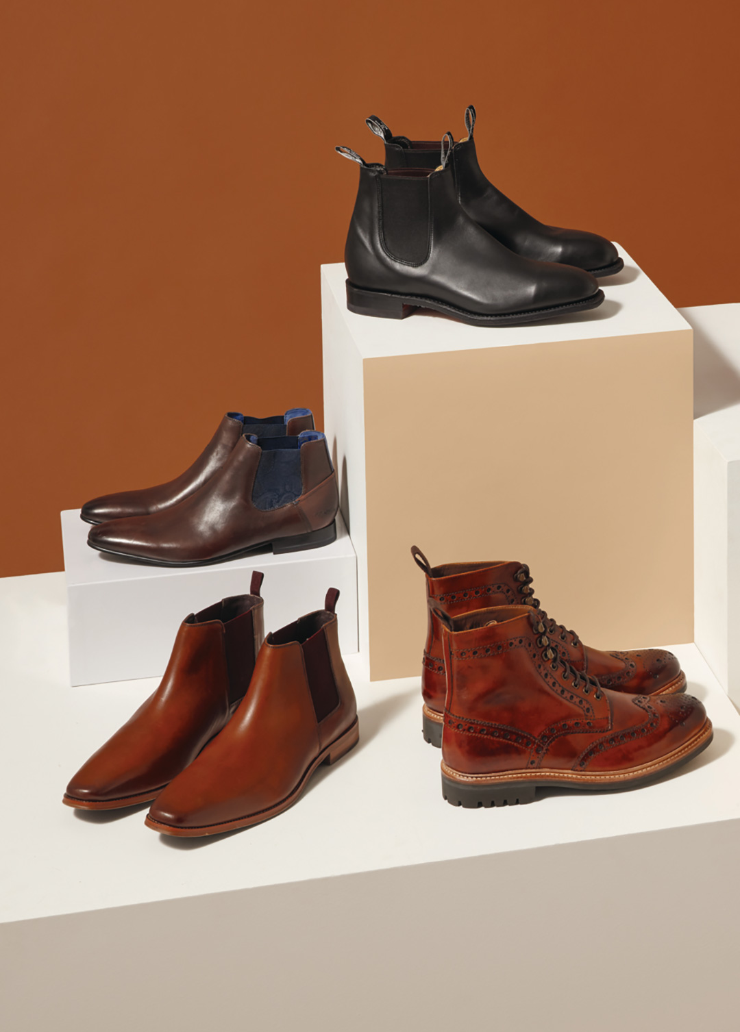4 Easy Ways to Keep Your Leather Boots Pristine