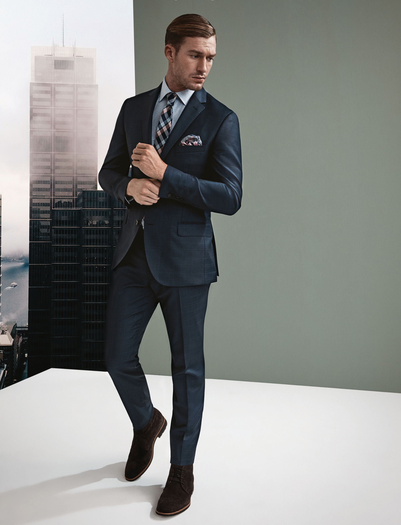 8c4c55f985c9 Mens Fashion  Why You Need A Made to Measure Suit