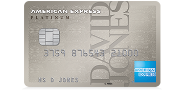 David Jones Platinum Credit card