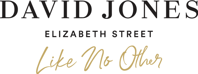 David Jones Elizabeth Street Like No Other