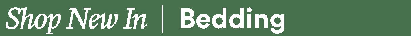 Shop new in bedroom