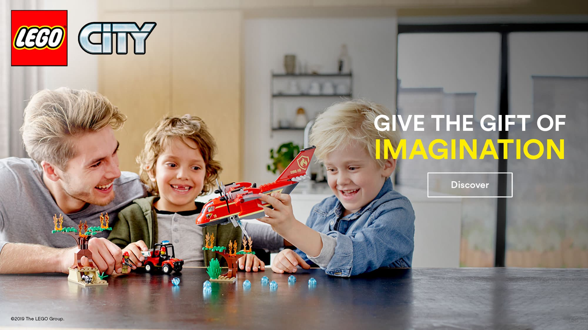 give the gift of imagination