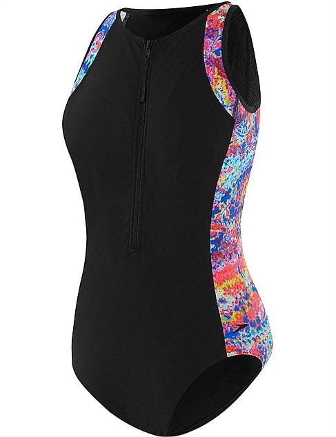 d56f9338527 Women's Swimwear | Buy Bikinis & Swimsuits Online | David Jones - Spirit  Turbo Suit One Piece