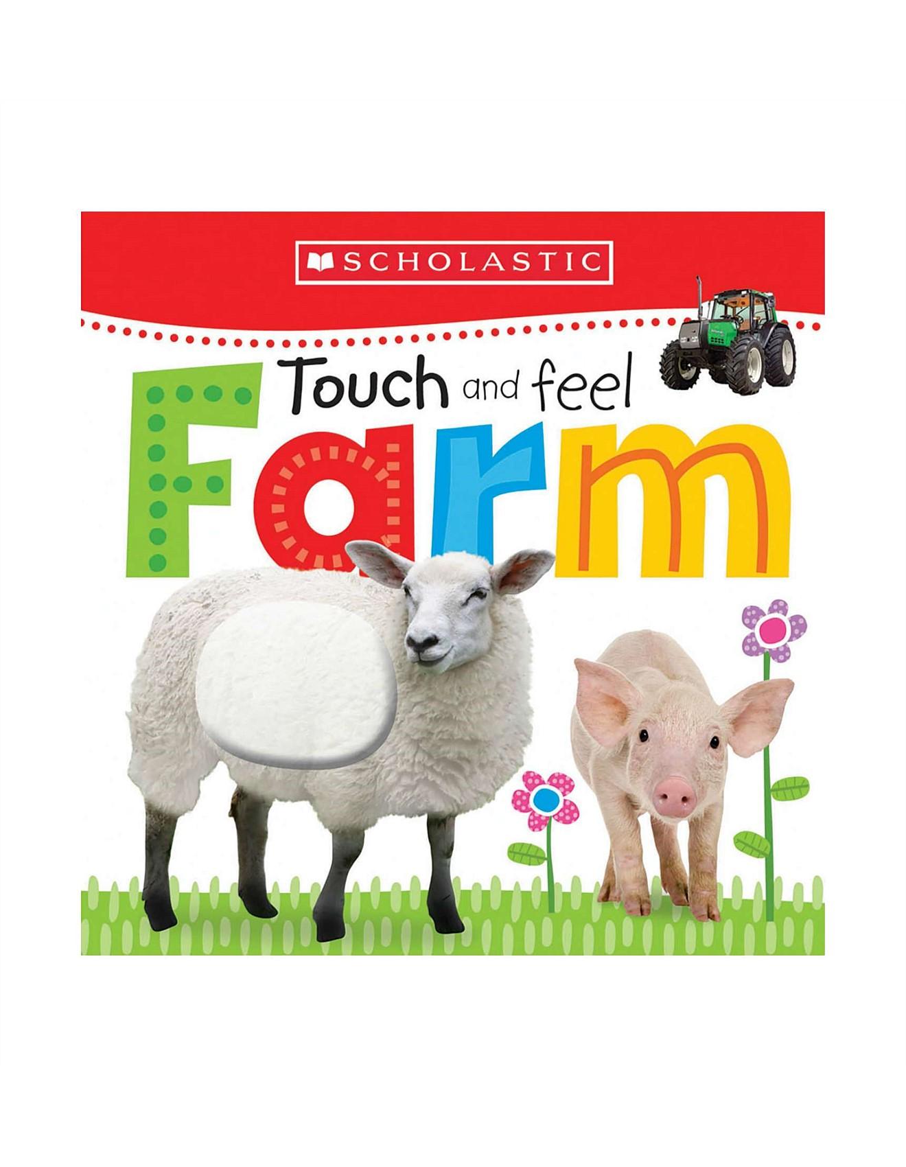 Touch And Feel Toys : Baby preschool toys books david jones