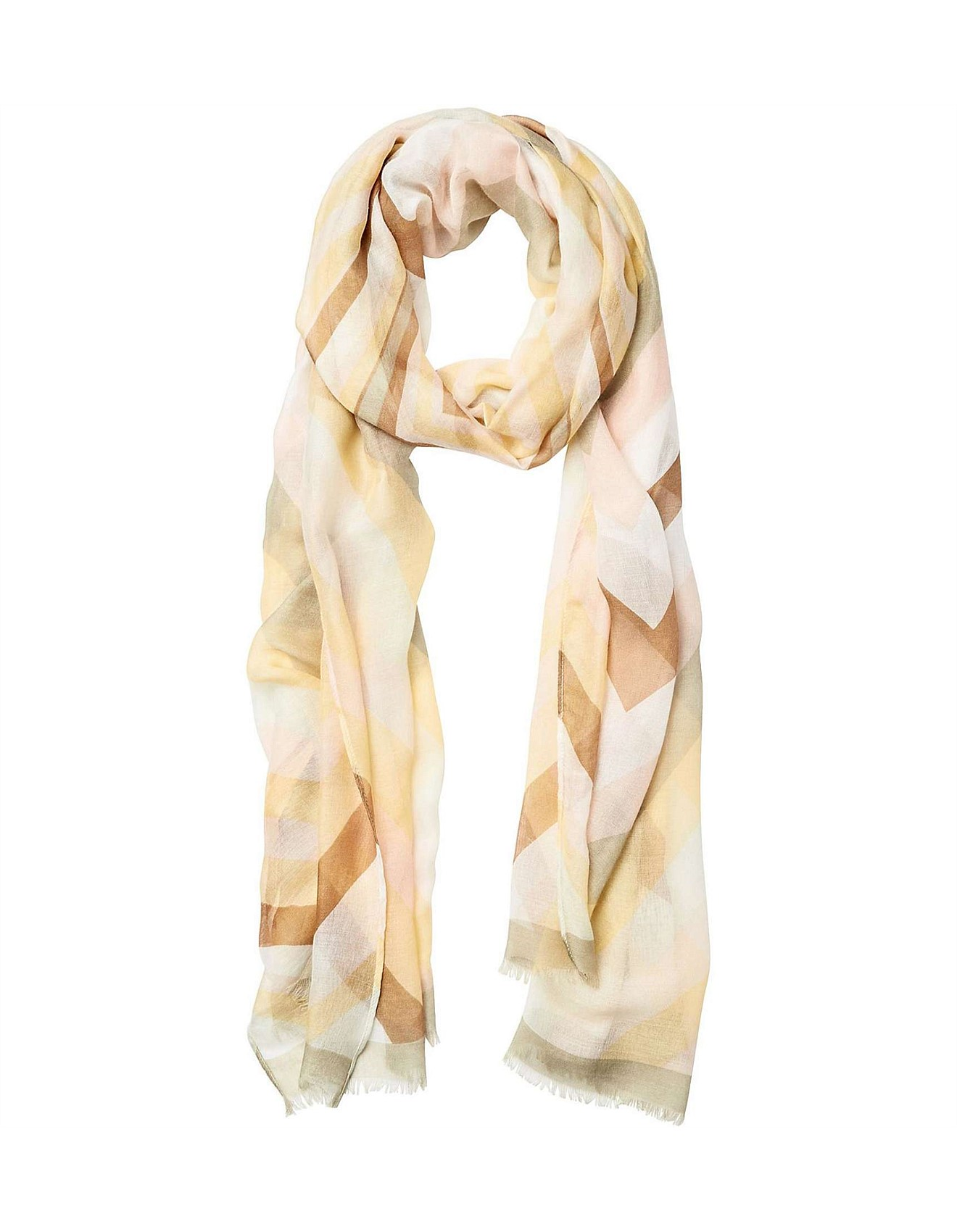 c1e6cd184a0 Diamond Print Scarf