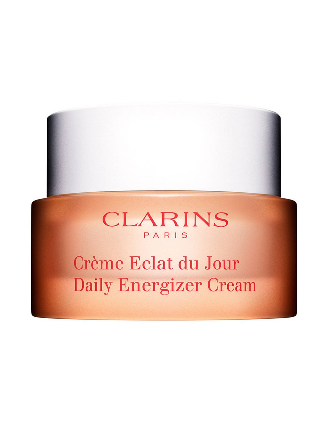 clarins daily energizer cream review