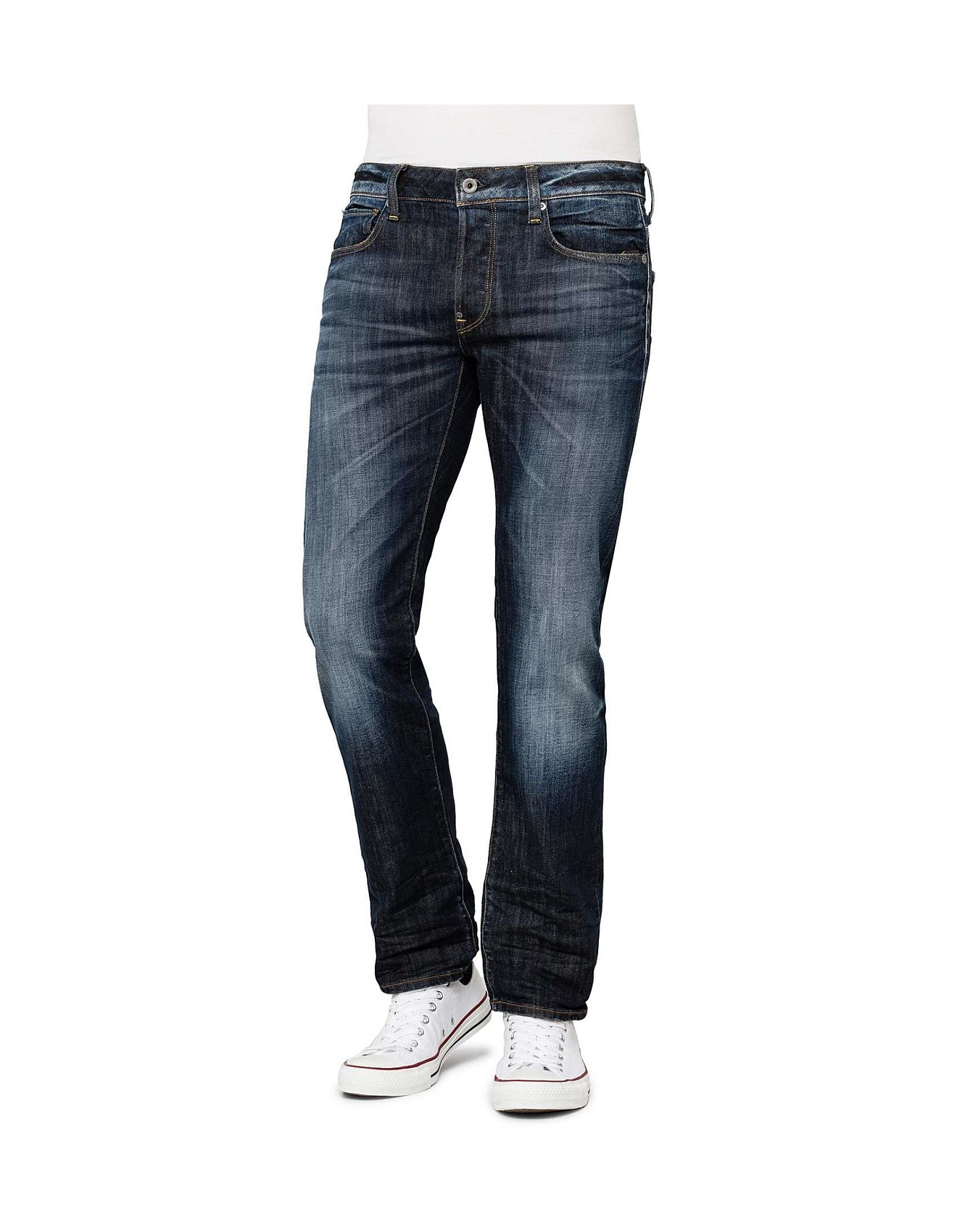031416bc328 Defend Straight Jeans