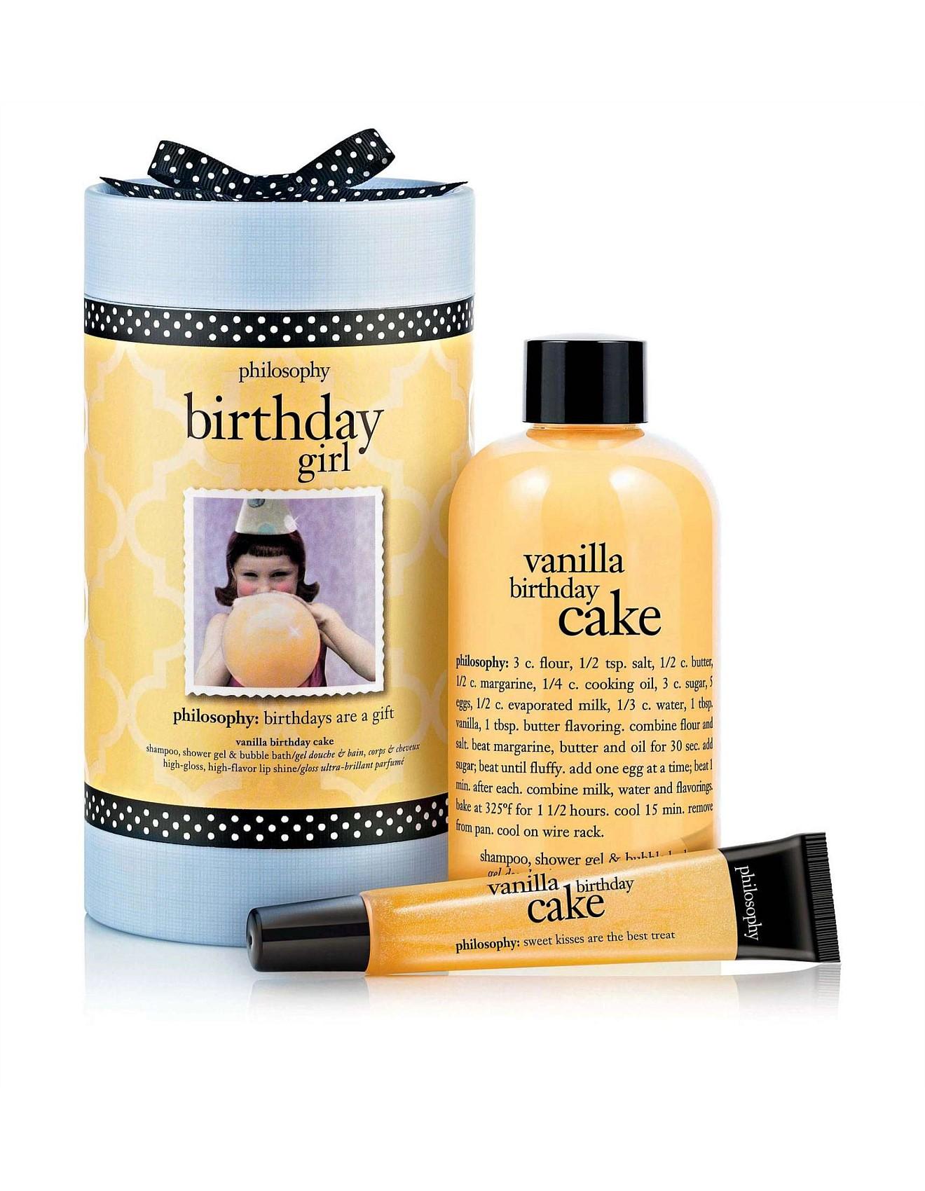 Birthday Cake Perfume Review