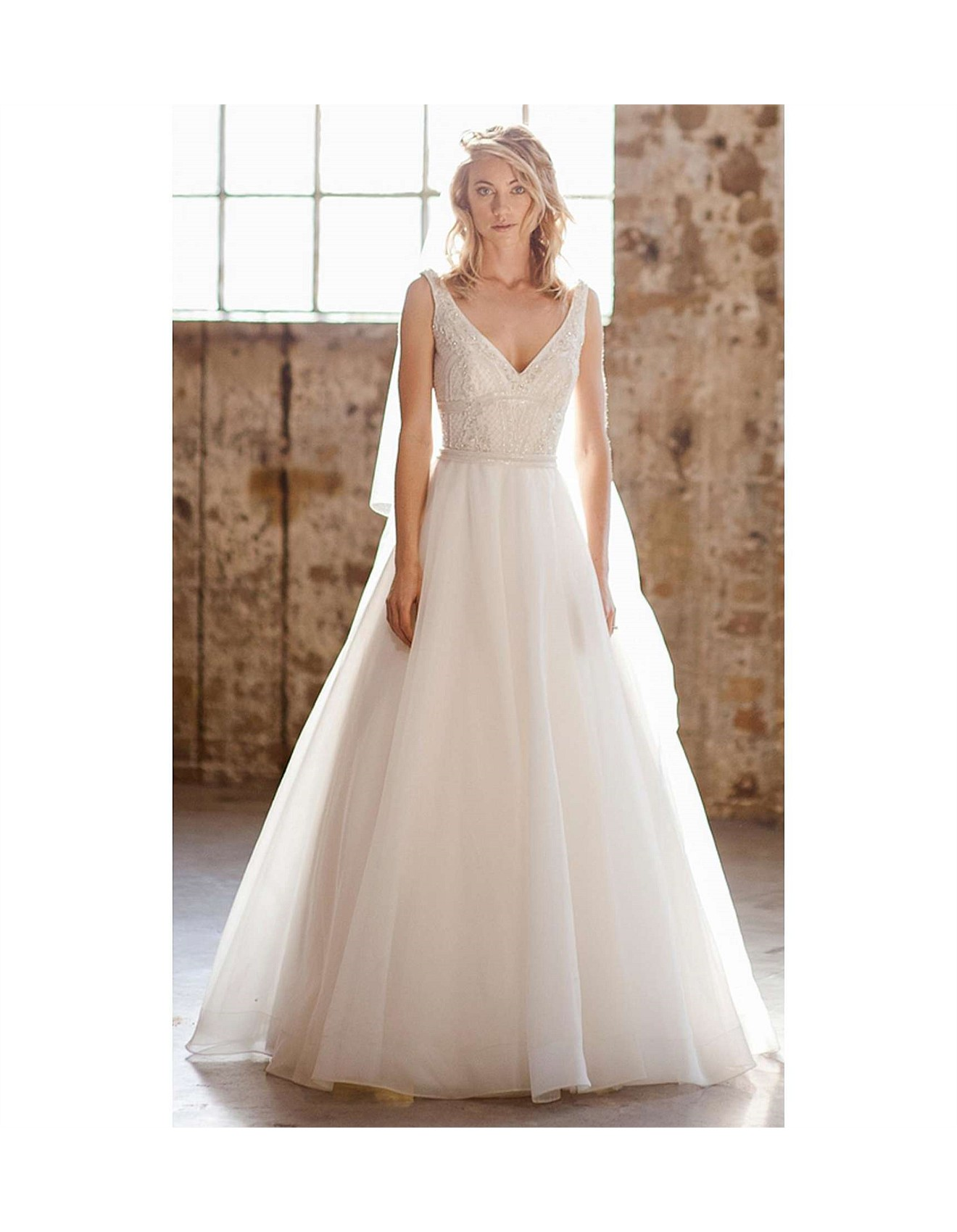 Bridal Dresses   Wedding Guest Dresses   David Jones ...