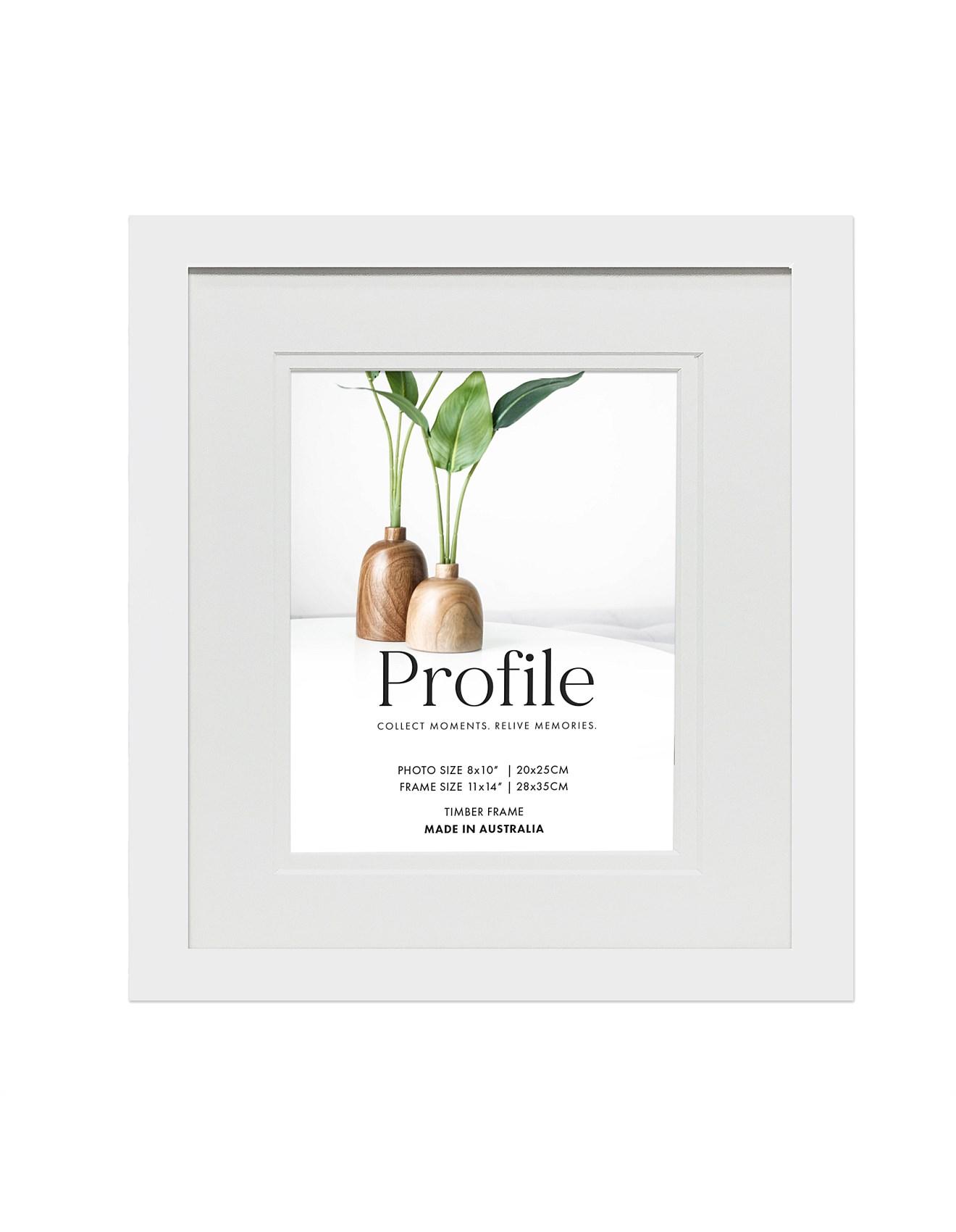 Profile | Buy Profile Photo Frames Online | David Jones - Encore ...