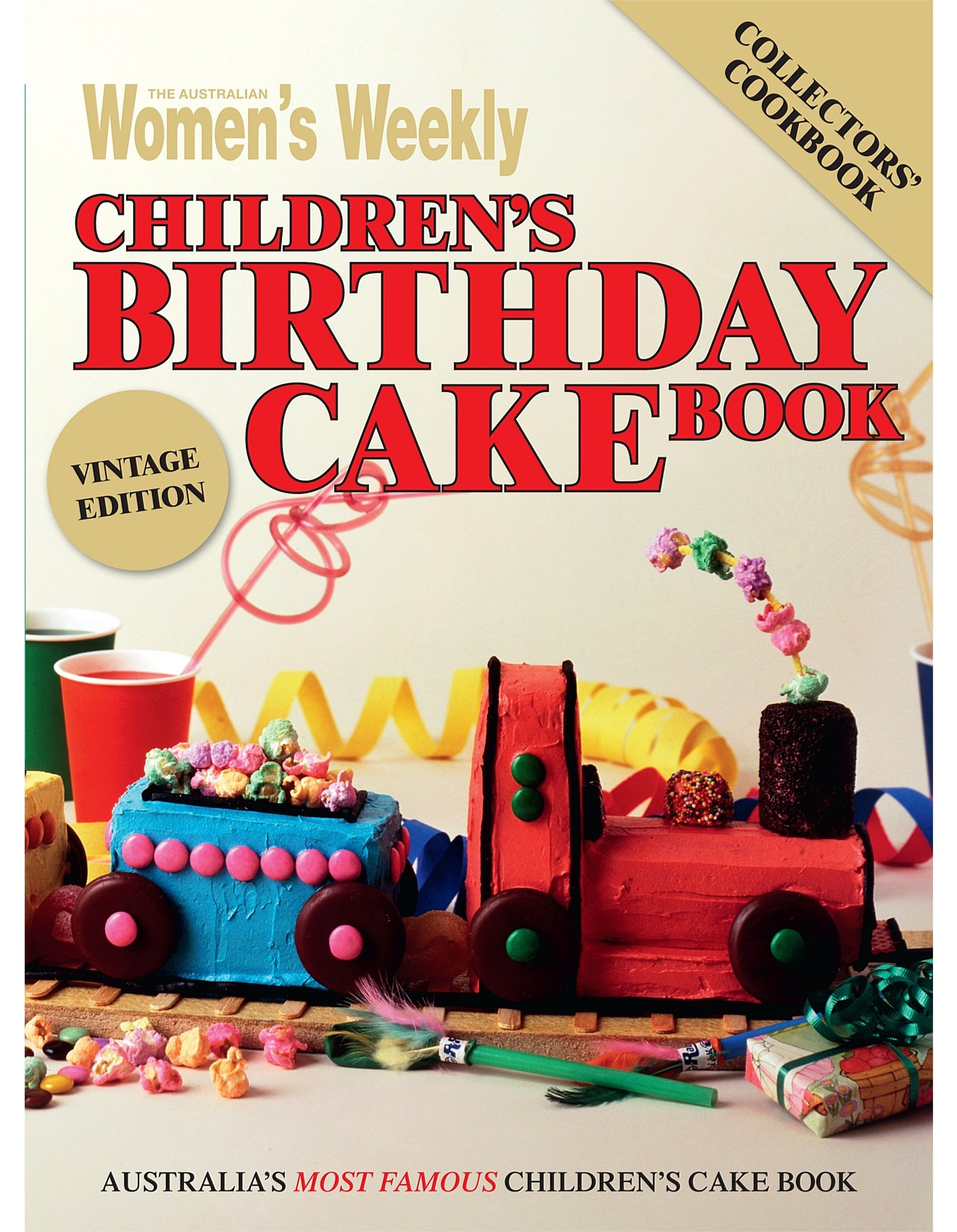 Australian Womans Weekly Childrens Birthday Cake Book