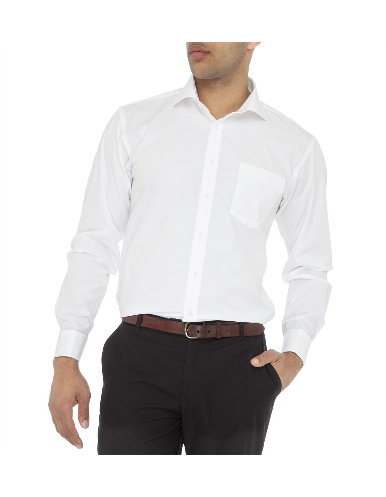 88e531997f80 Luxe Poplin Double Cuff Shirt