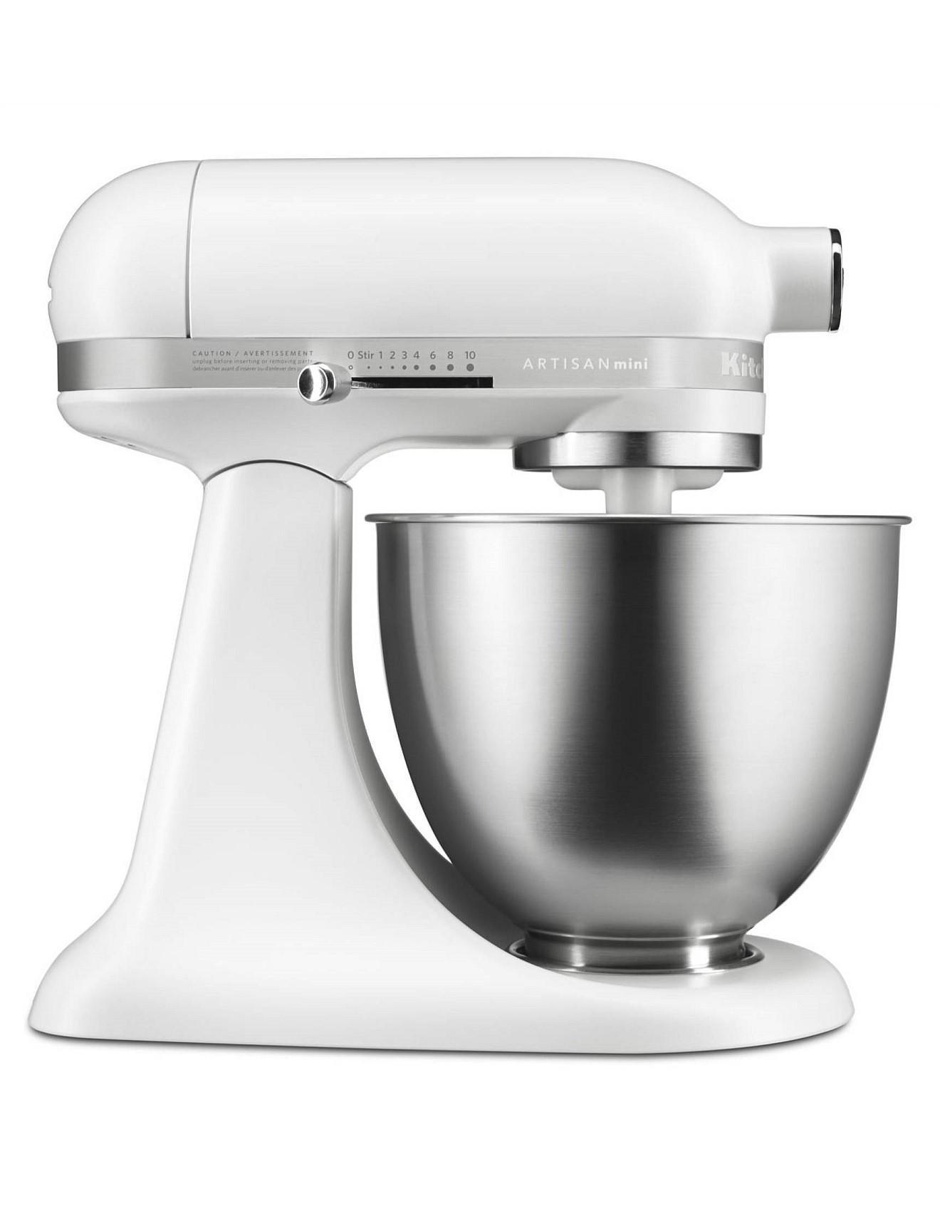 Ksm3311 Artisan Mini Stand Mixer White