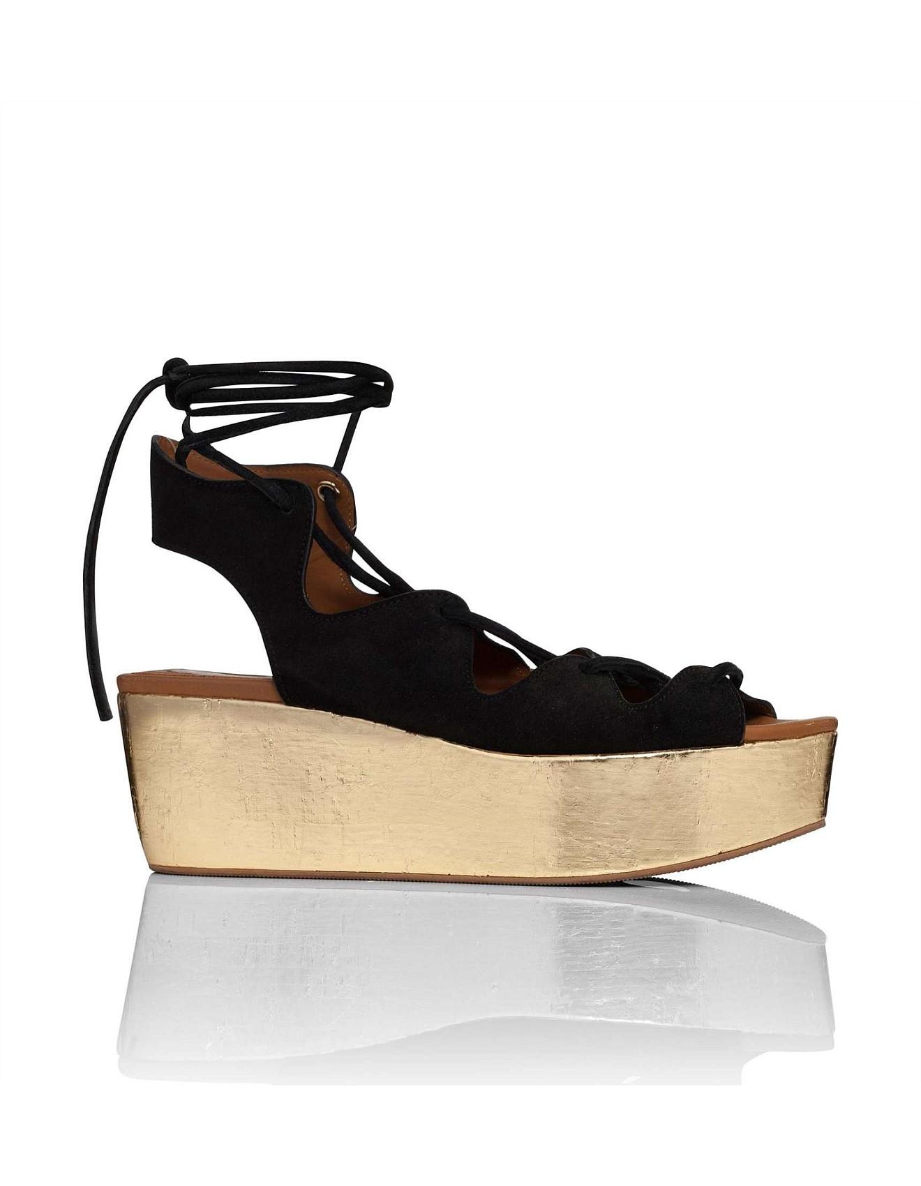 97e0723010a Sandals   Thongs - Corsetry Flatform Wedge Sandal (Liana)