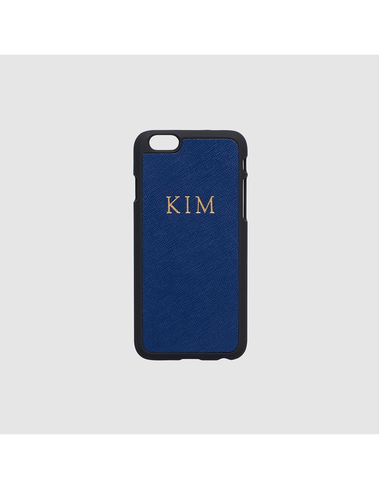 the latest 5a7be 05f11 Midnight Navy Iphone 6 / Iphone 6s Case