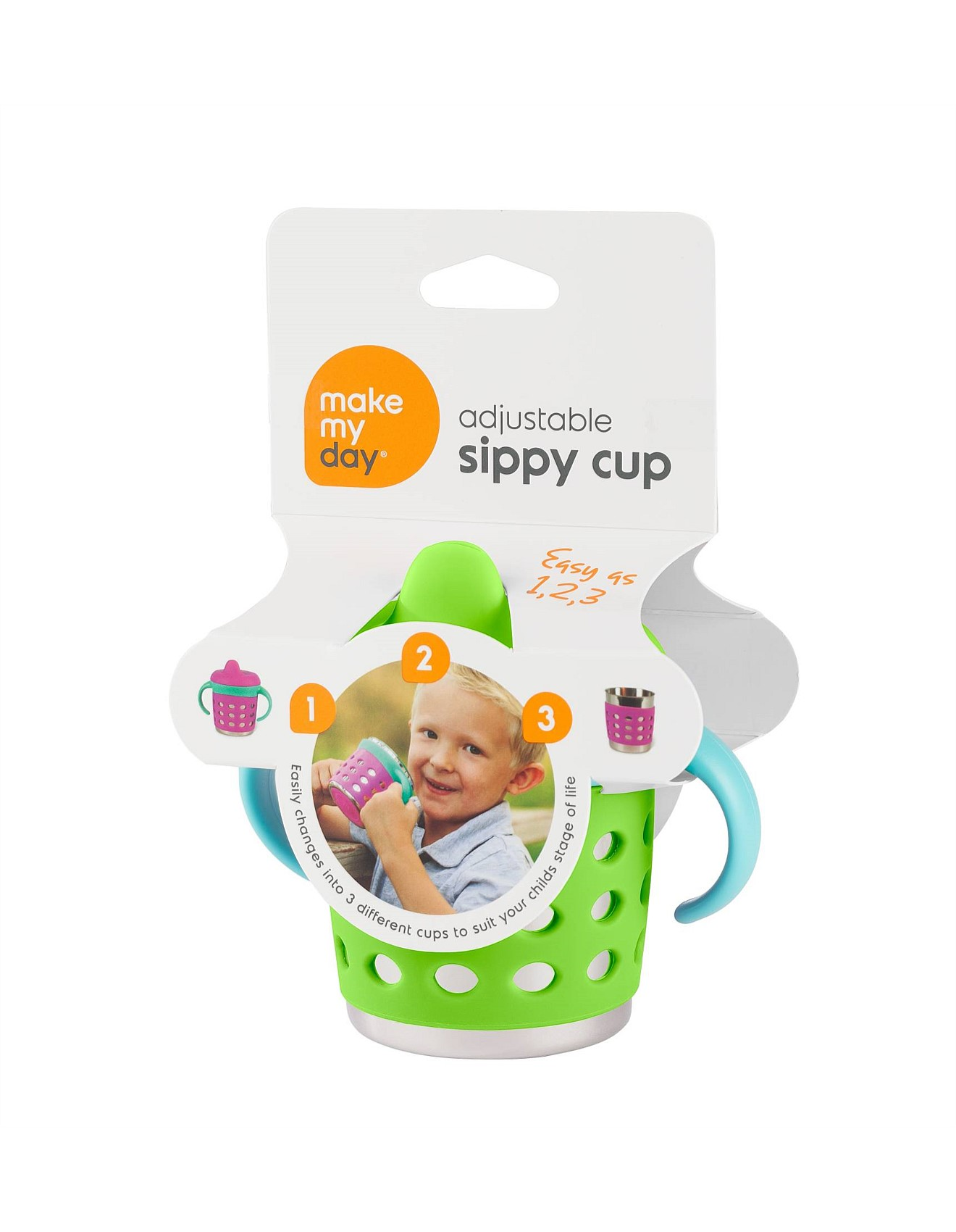 Sippy cups and tooth decay