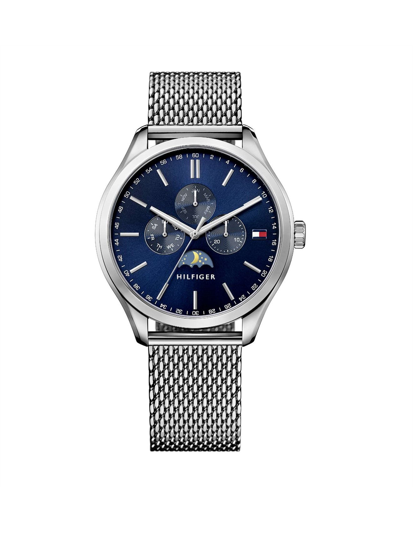 9172f0c9a7f1a Tommy Hilfiger 1791302 Oliver Watch
