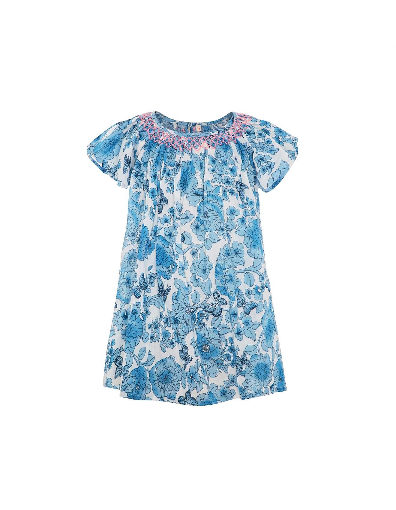 f2862497 Girls Fall Smocked Dresses | Saddha