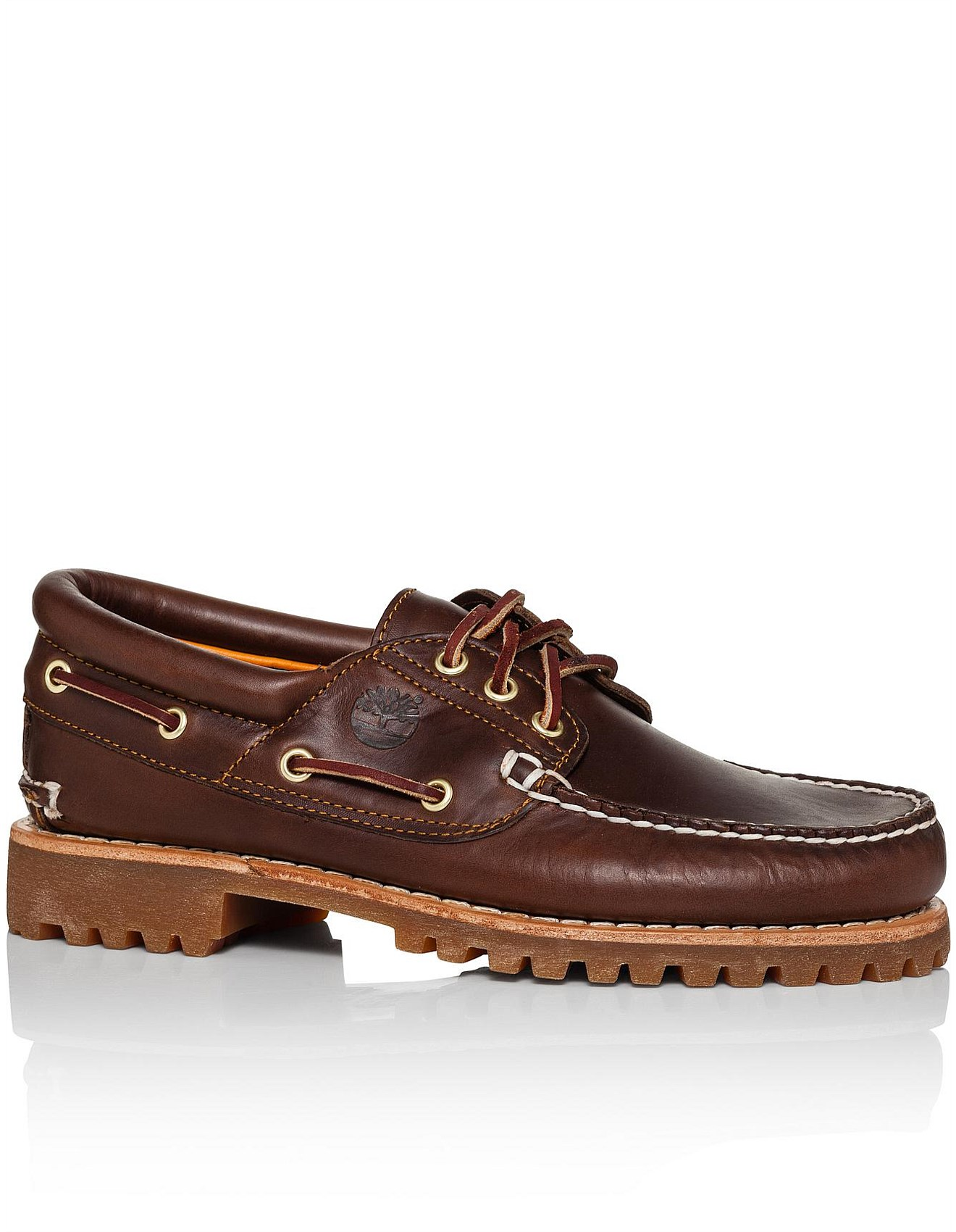 64da4f9efa Men's Loafers | Buy Men's Shoes Online | David Jones - AUTHENTICS FTM BROWN  PULL UP