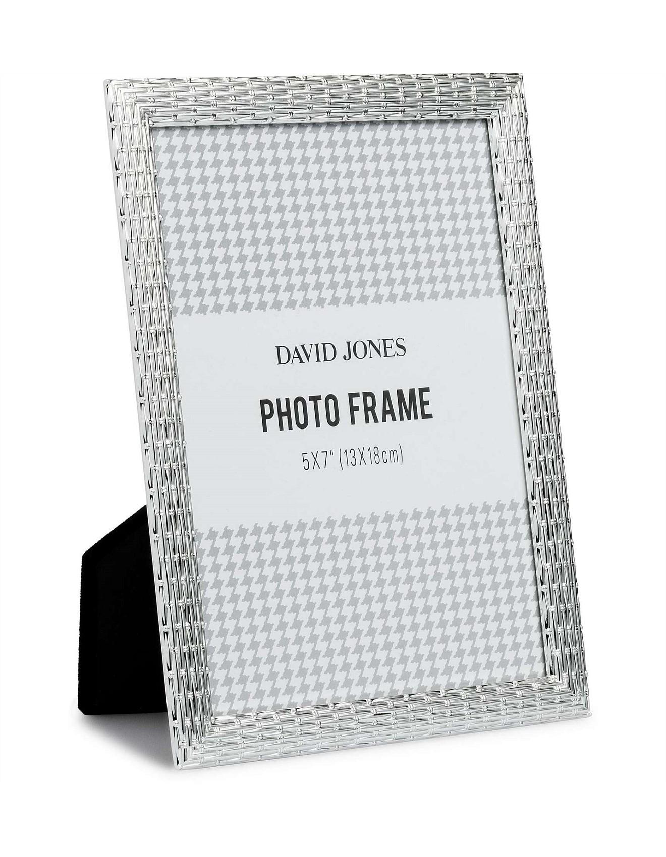 Photo Frames & Albums | Picture Frames Online | David Jones - Wicker ...