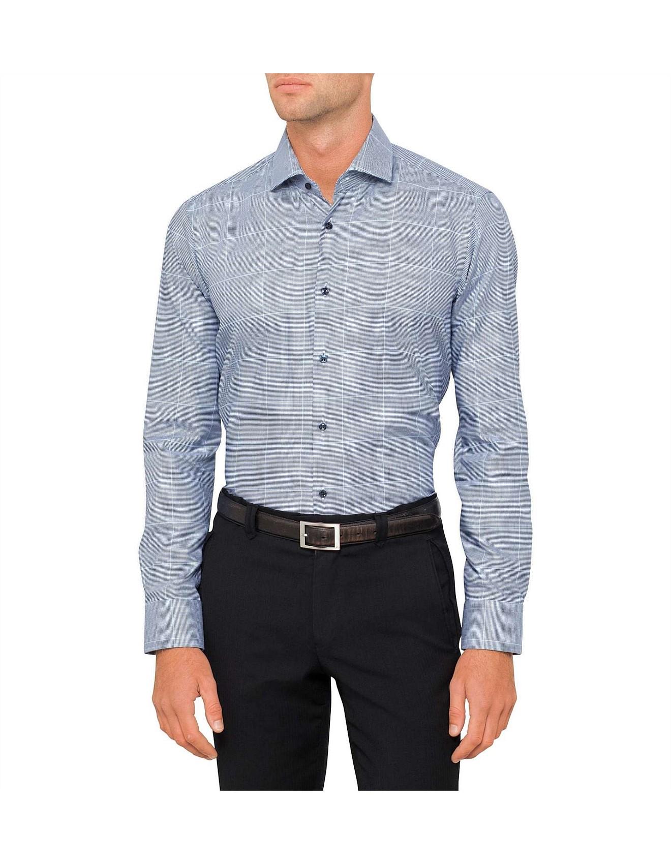 Sale Mens Shirts Men Designer Clothes Sale David Jones Ls