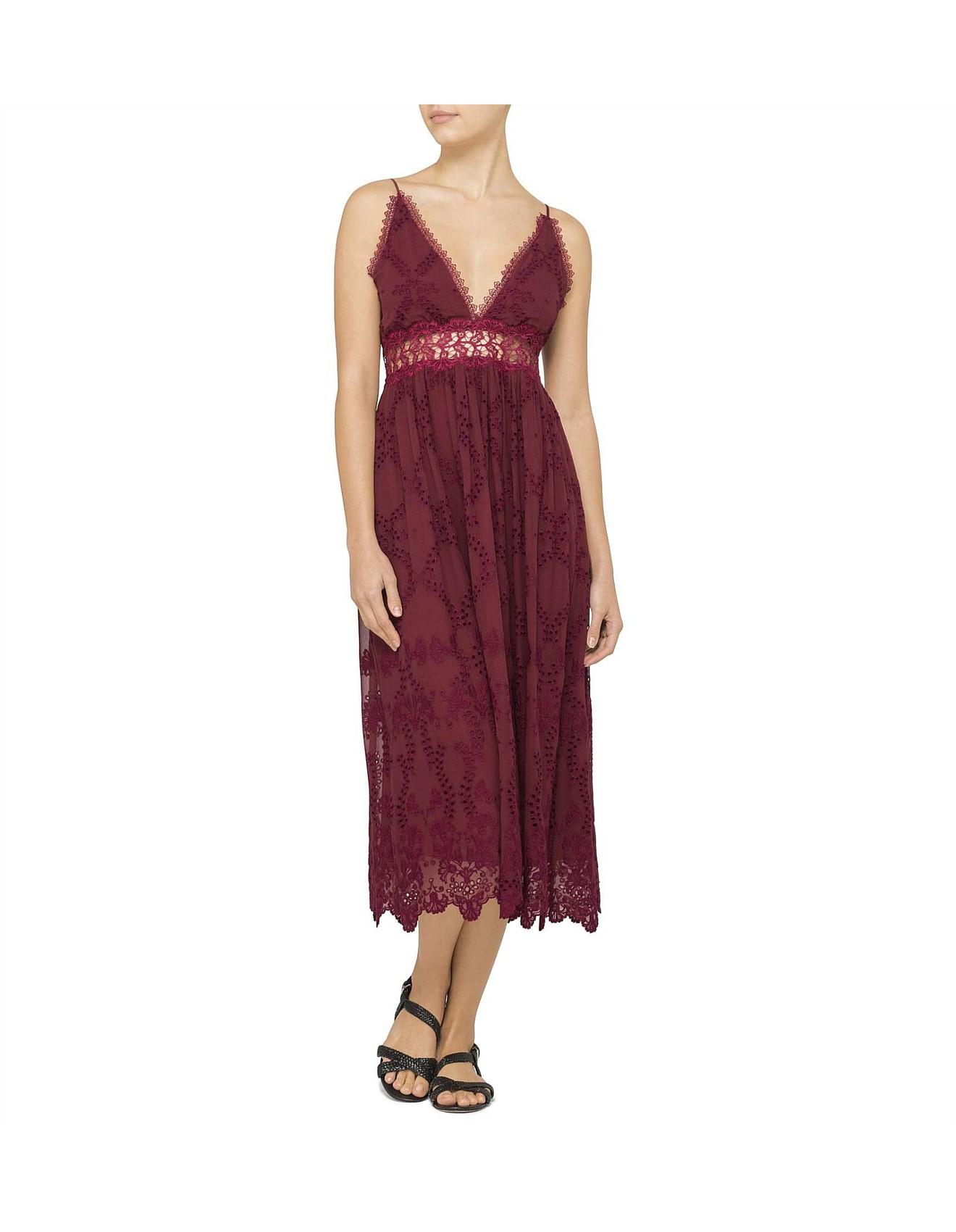 3ab6f294332 Curacao Crinkle Dress