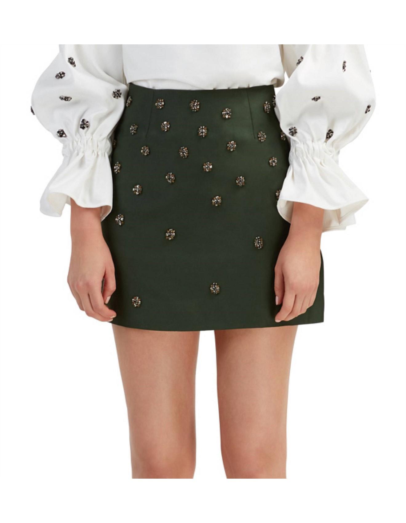 0a2f2a80890990 Assemble Mini Skirt