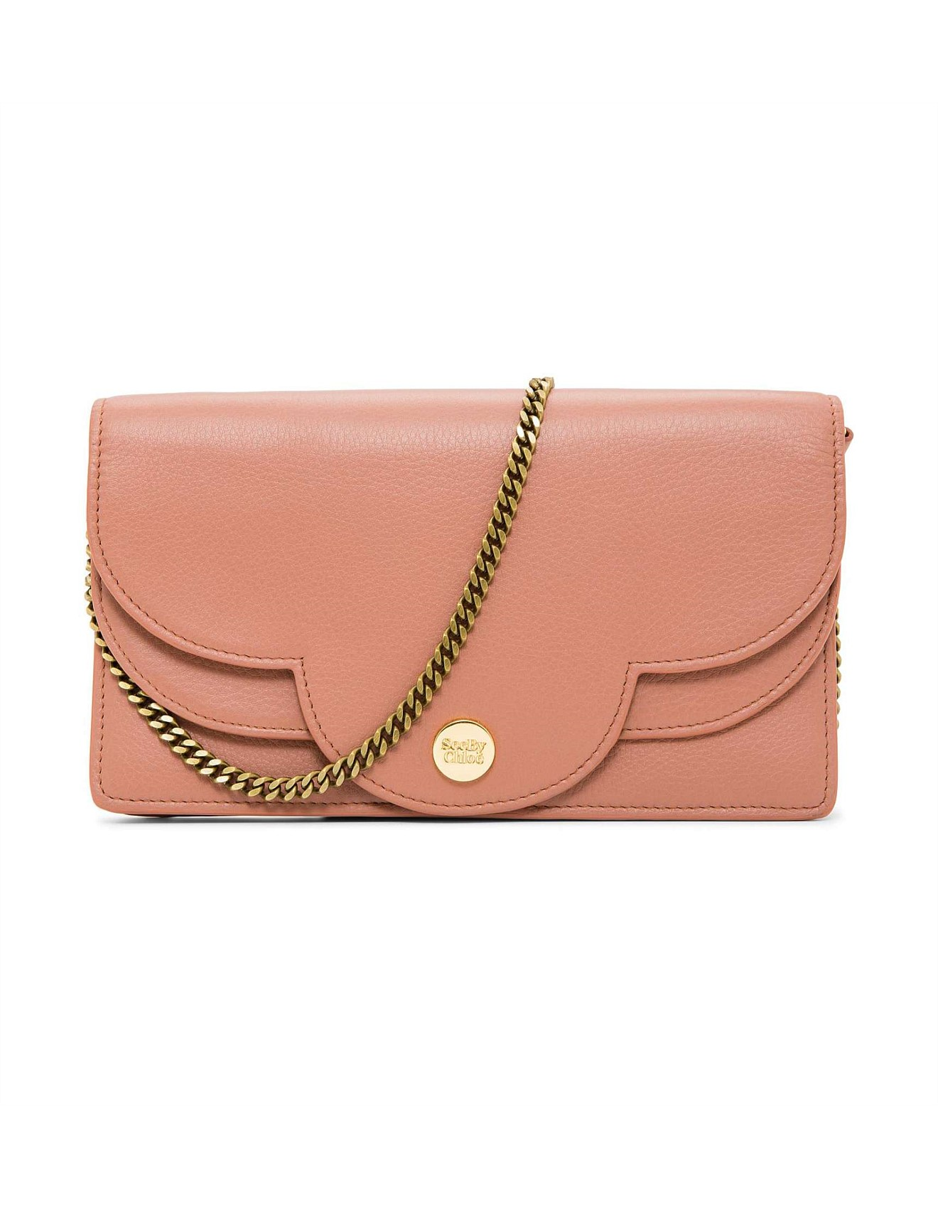 66b6b40d4e Polina Scallop Evening Bag