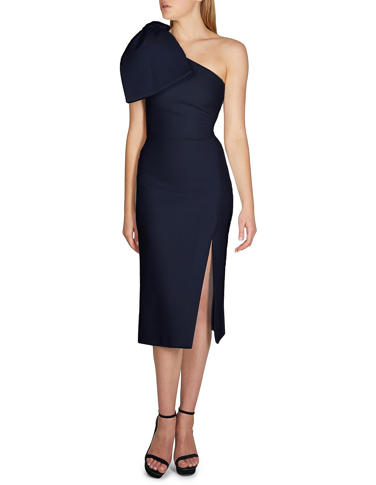 c97b6d103e1f Hamptons Midi Bow Dress.