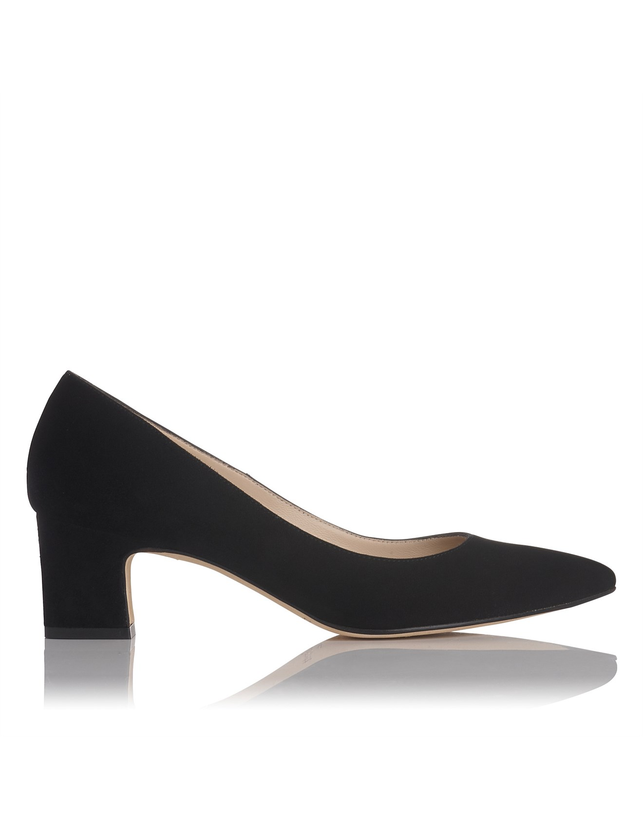 1b5aa6ff45dca Women's Shoes Sale | Buy Ladies Shoes Online | David Jones - Annabelle Suede  Court