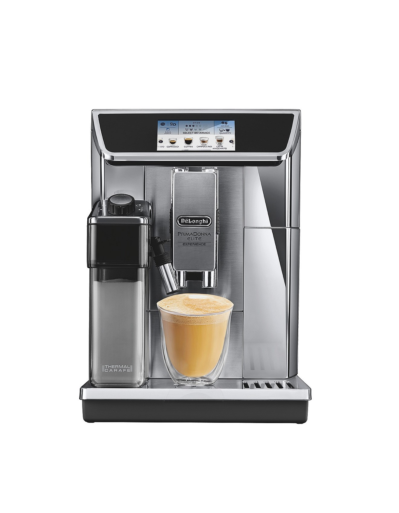c81254a2ded6 ECAM65085MS Elite Experience Automatic Coffee Machine