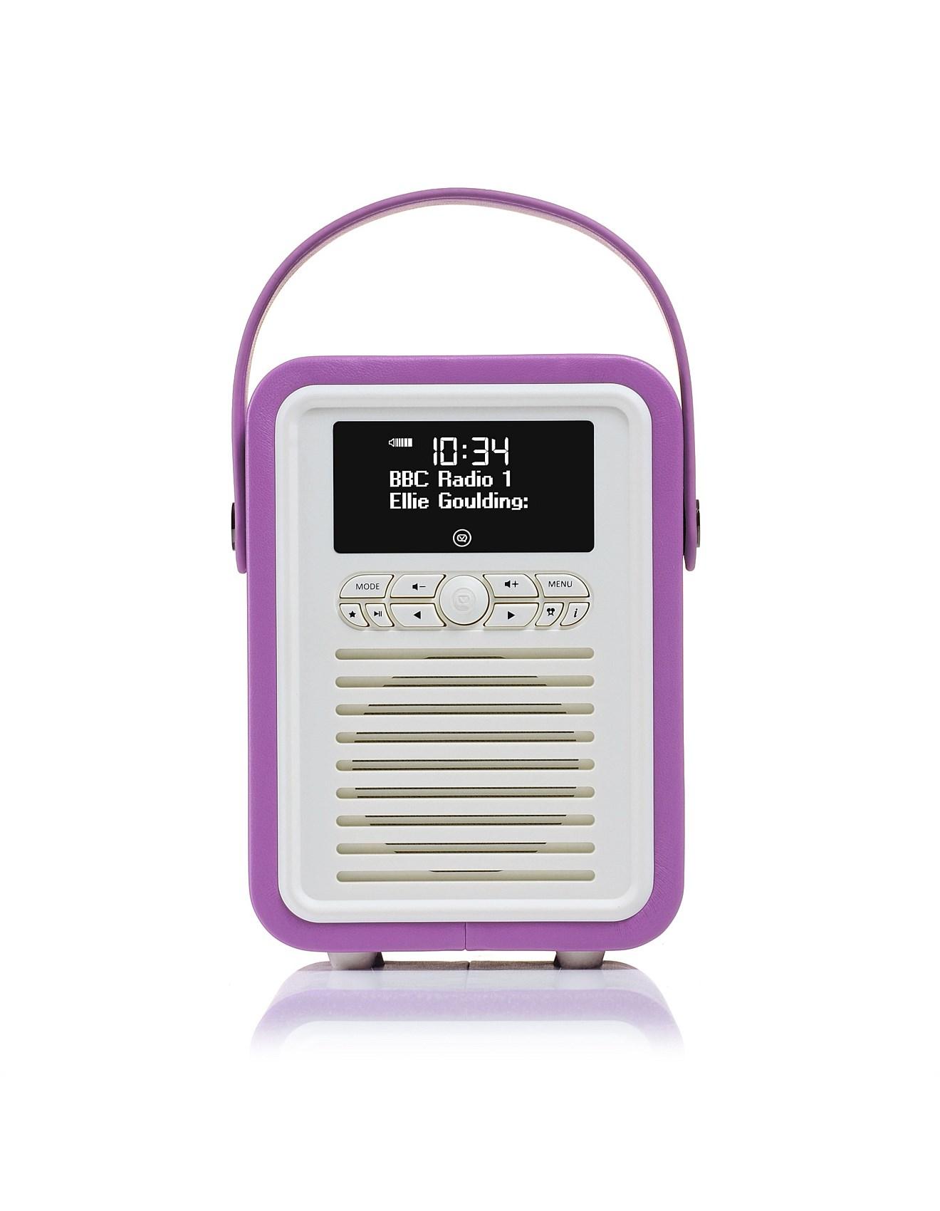 radios buy dab digital radios online david jones vq. Black Bedroom Furniture Sets. Home Design Ideas