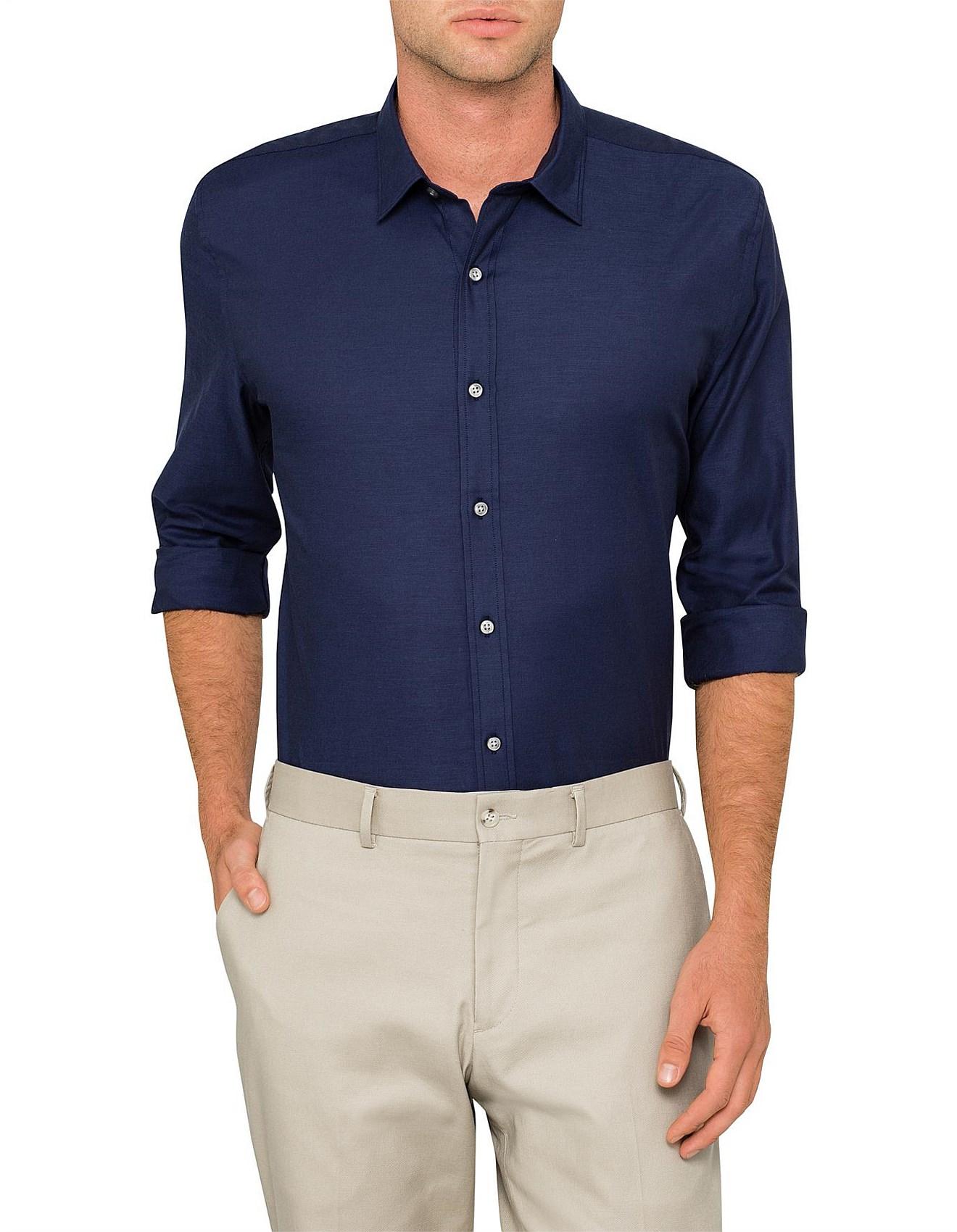 Classic Fit Twill Shirt - ralphlauren.com