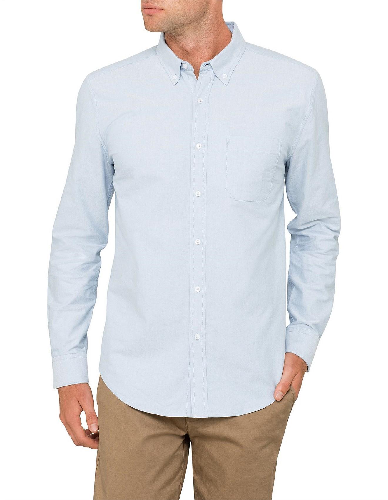 Men's Shirts | Casual Shirts & Dress Shirts | David Jones ...