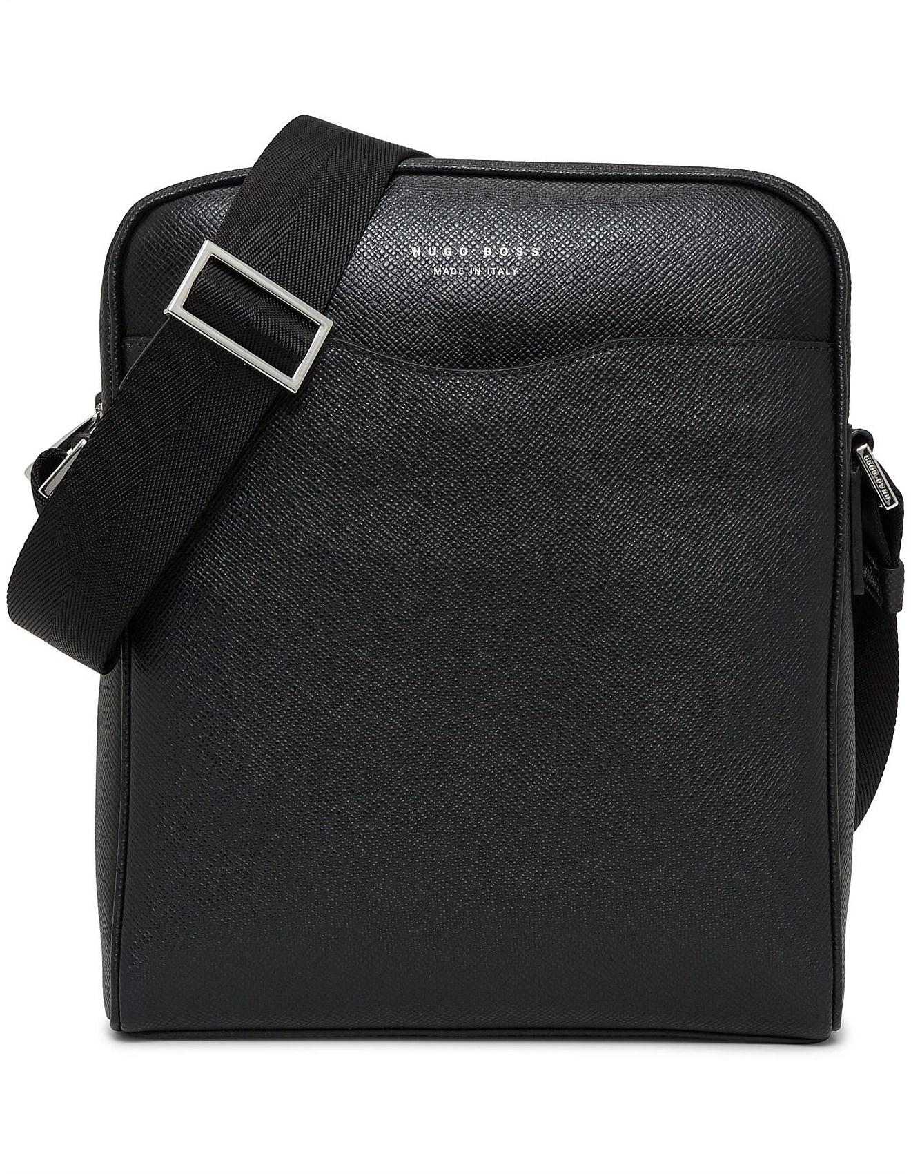 Signature Leather Crossbody Bag 5c4b69304ee20
