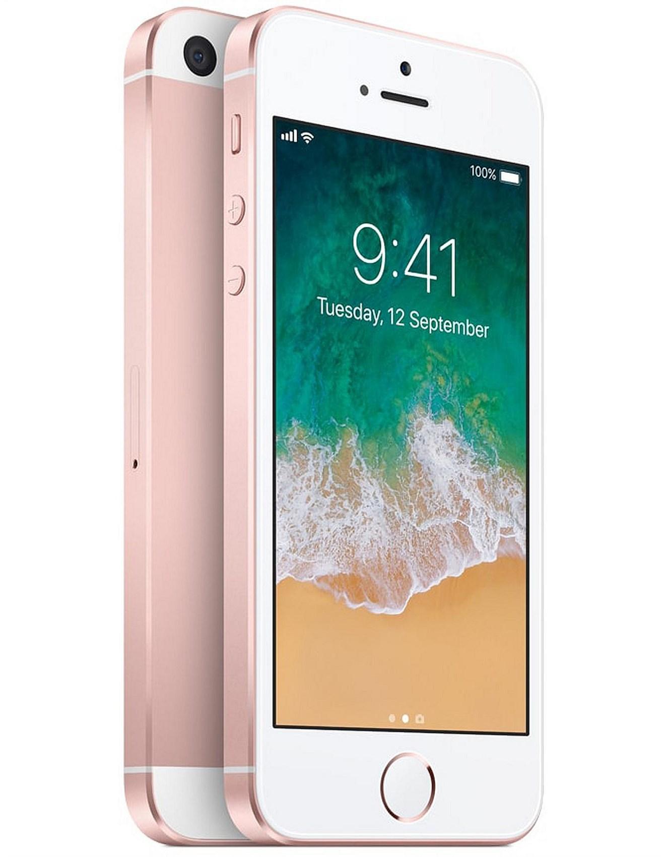 Velsete IPHONE SE 32GB ROSE GOLD MP852X/A MI-06