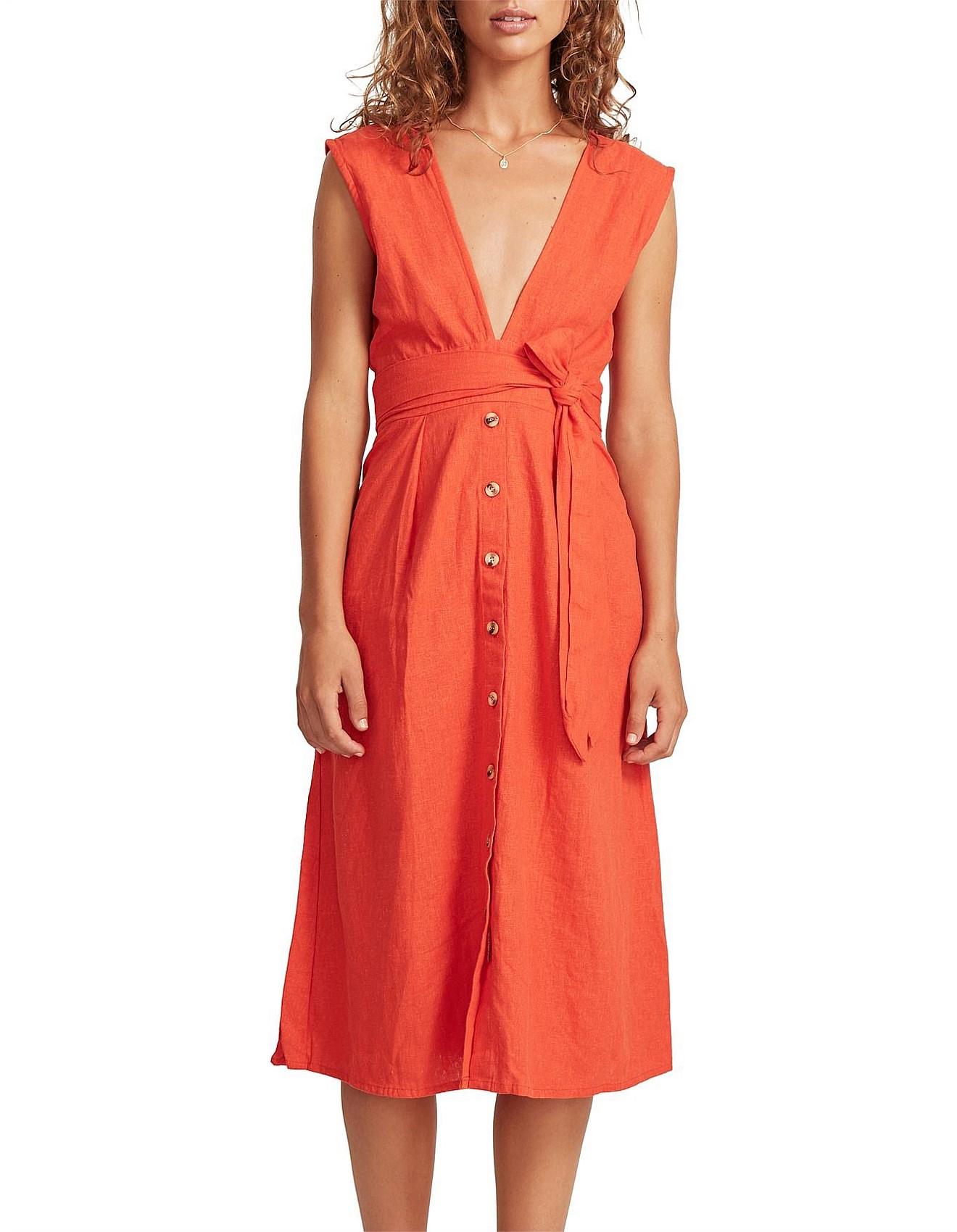 b8b70a90589 Le Roch Midi Dress