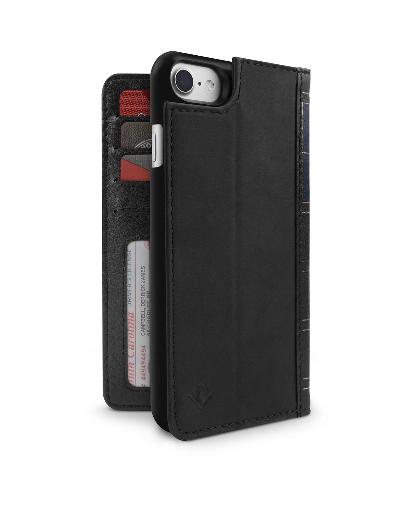 big sale a5b6d c0fc8 Twelve South BookBook iPhone 7/6s - Black