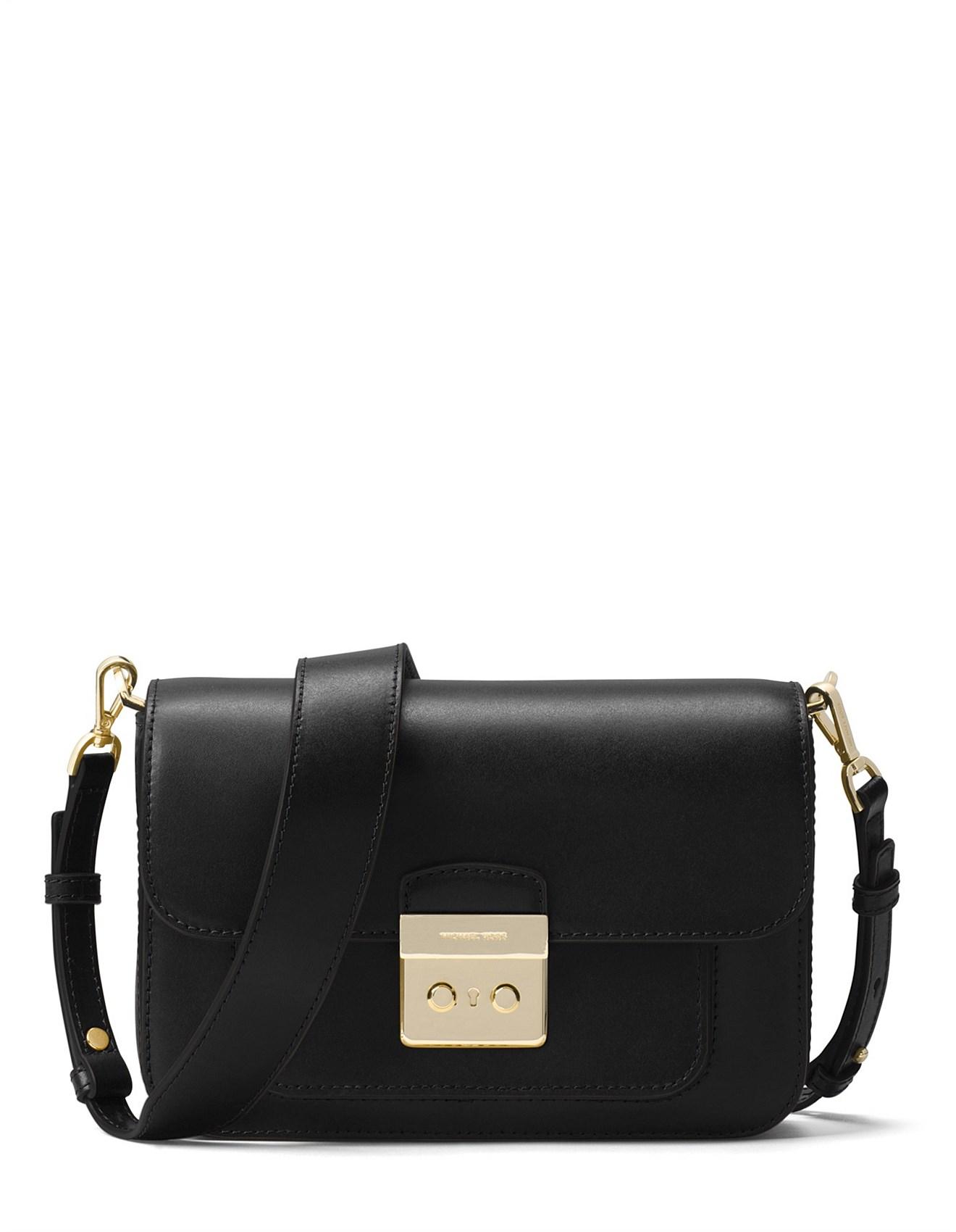 609cf57bc592 Sloan Editor Leather Shoulder Bag