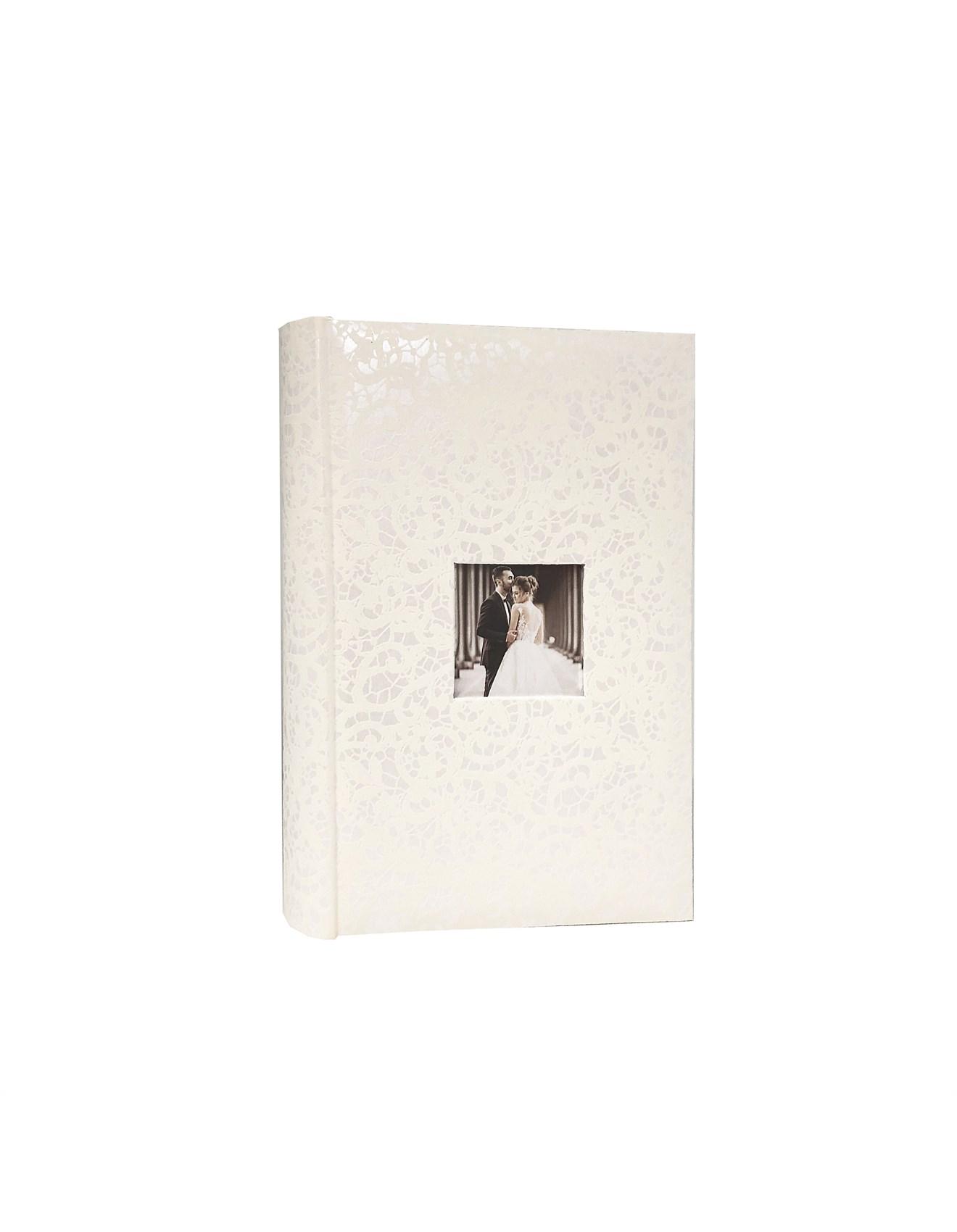 Lace Wedding Album 300pht 4x6