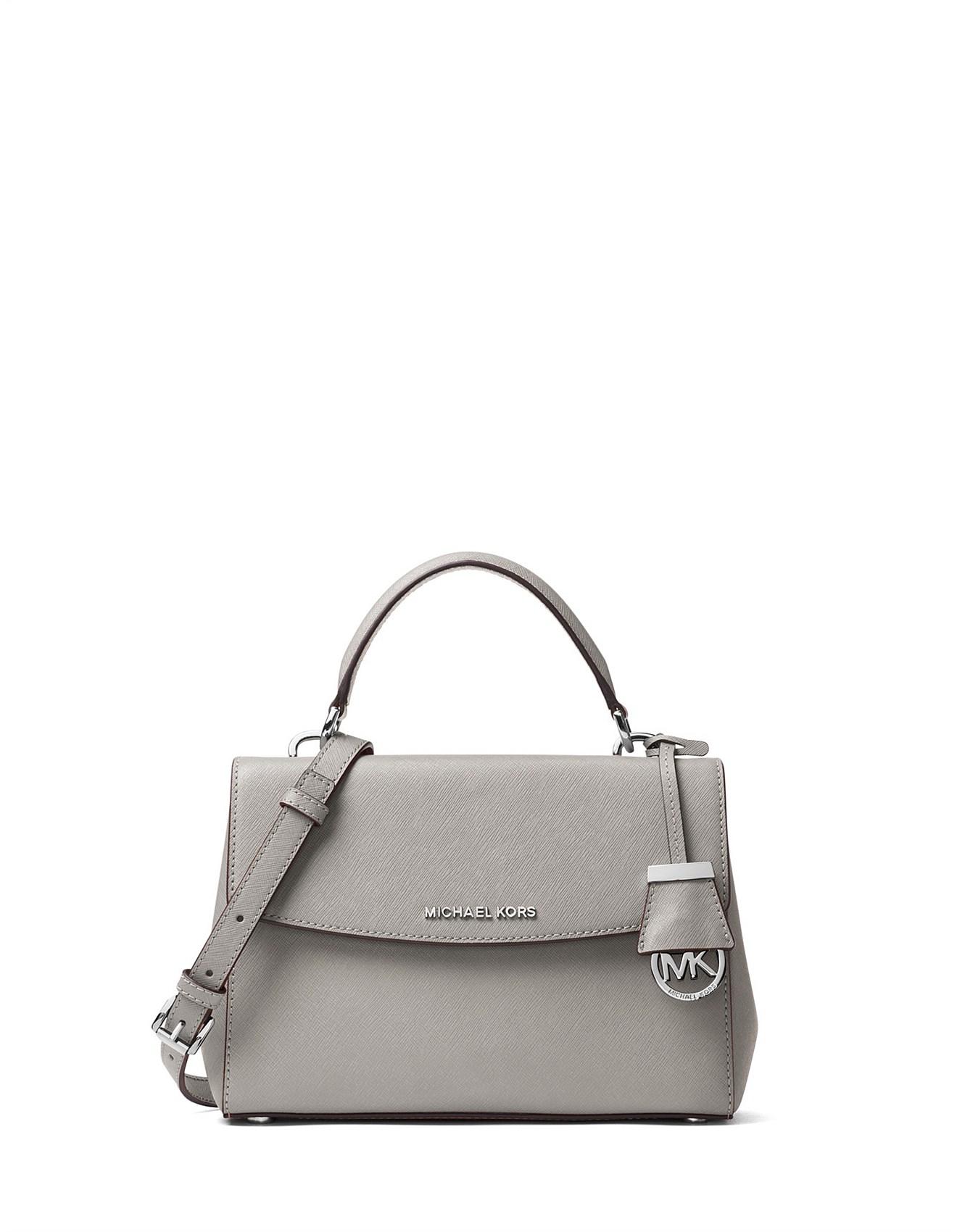 1313547ffce1 Ava Small Saffiano Leather Satchel
