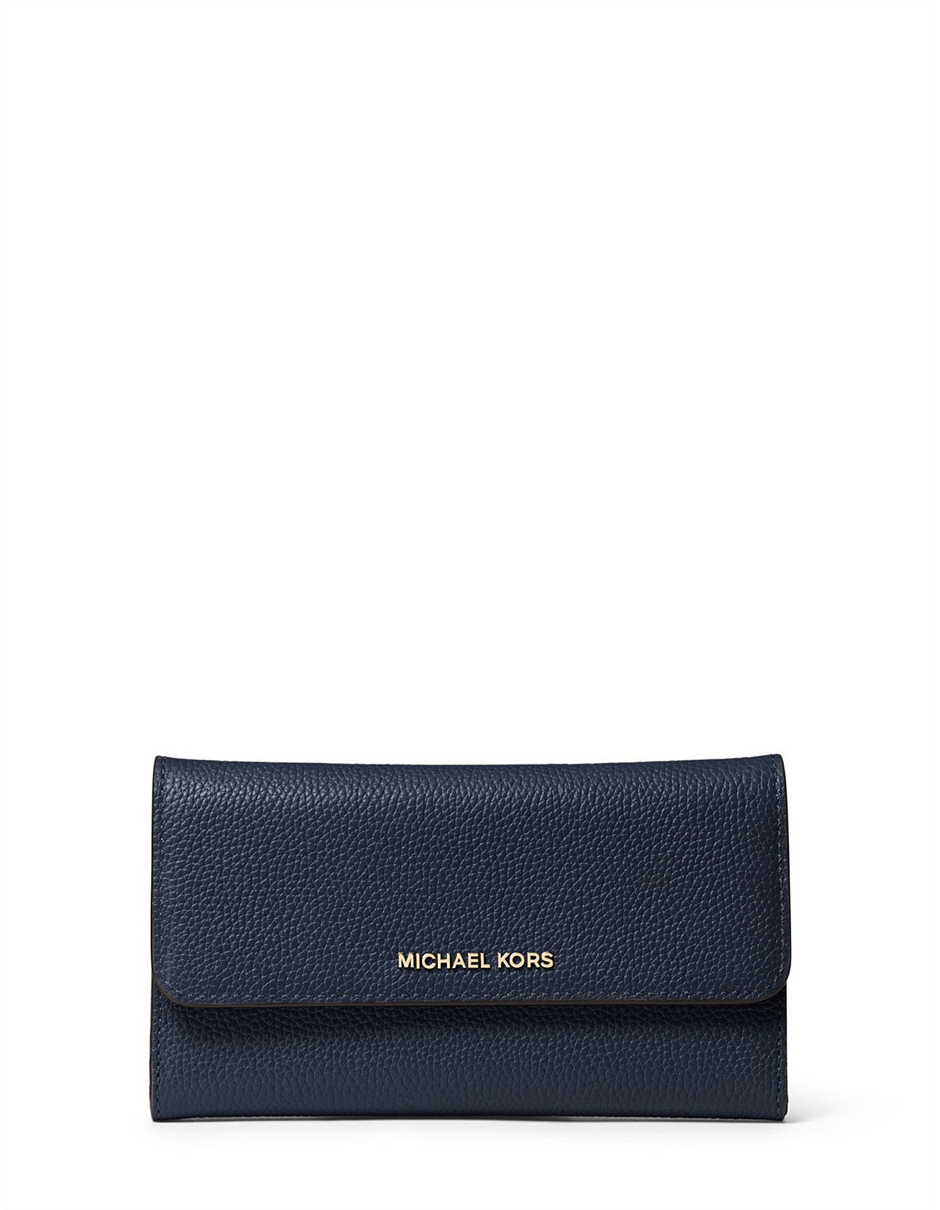 424338869be4 Mercer Tri-fold Leather Wallet